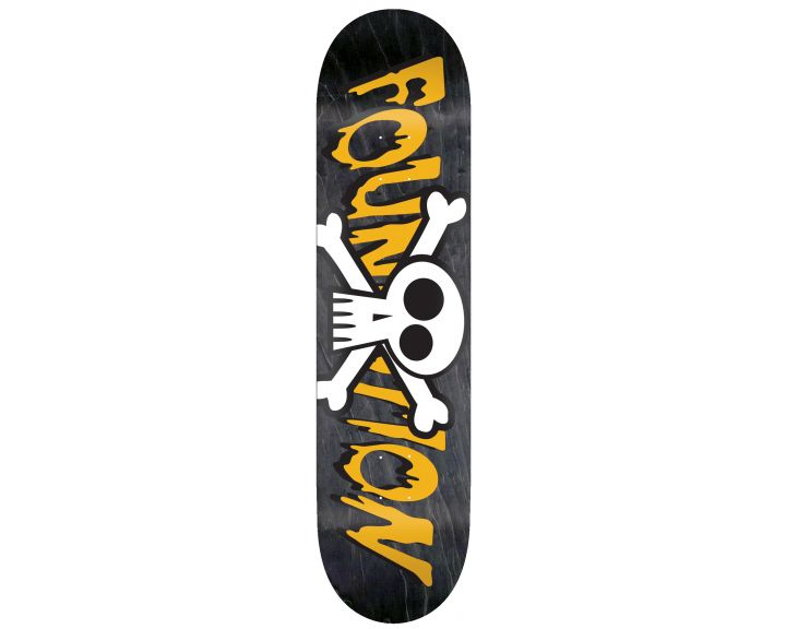Foundation Crossbones 8.25