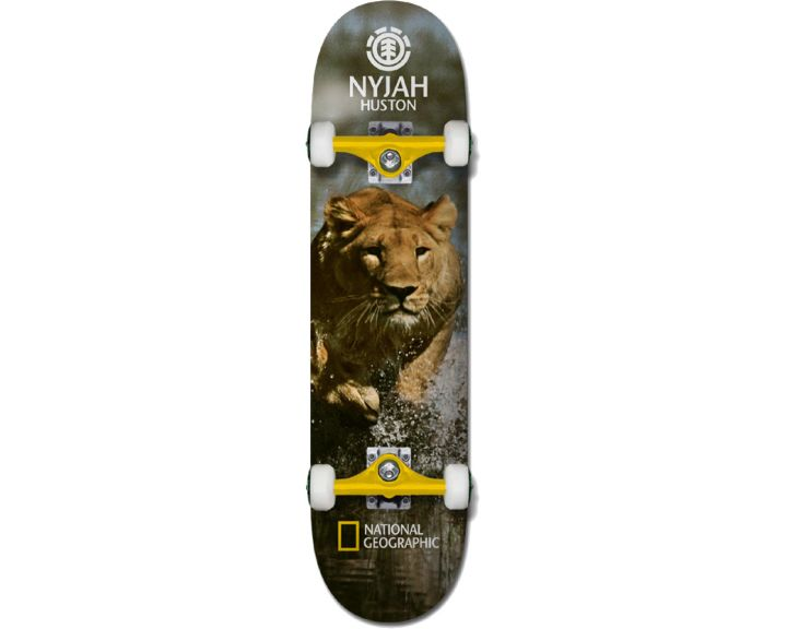 Element Complete x Nat Geo Nyjah Lion 7.75
