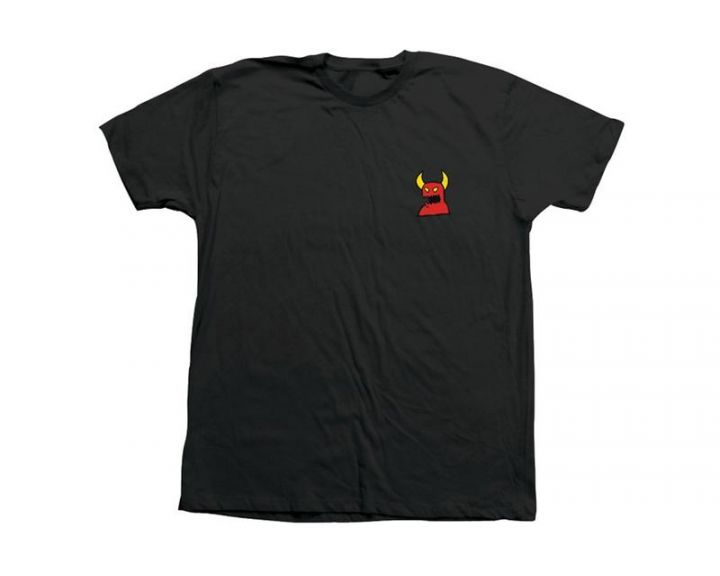 Toy Machine Sketchy Monster Tee Black