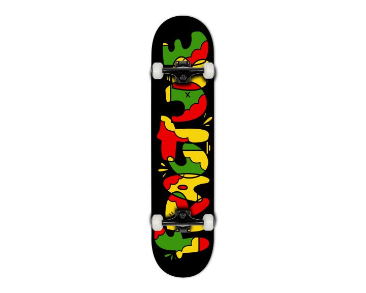 Fracture x YEH COOL Rasta Complete 7.25