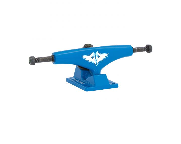 Fracture Truck Wings Blue 5.25