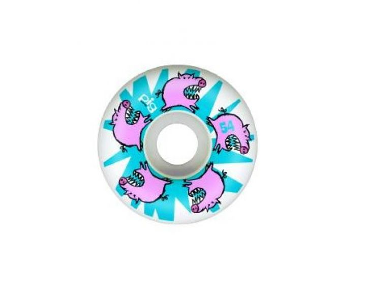 Pig Teeth 54mm