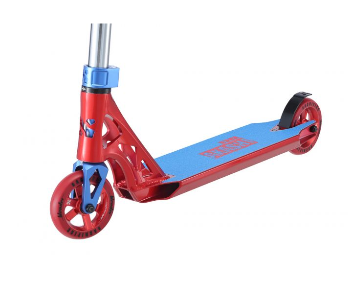 Sacrifice Akashi-110 V2 Cherry Red (Superman) Scooter
