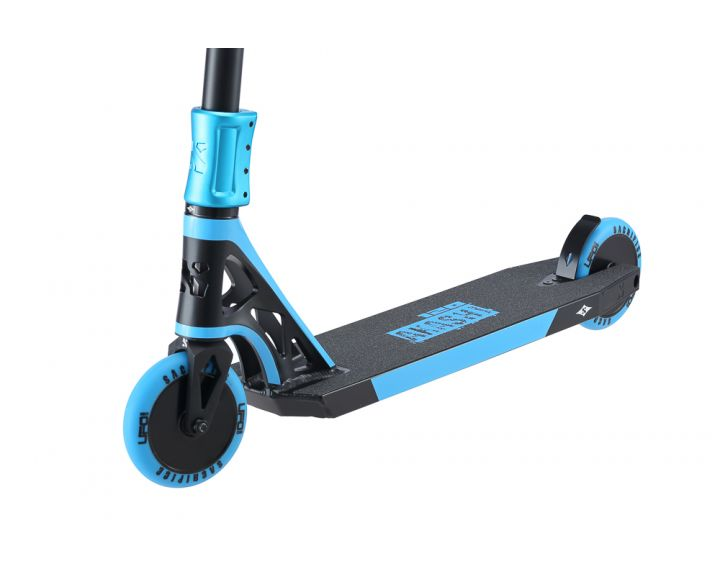 Sacrifice Akashi-120 V2 Black/Teal Scooter