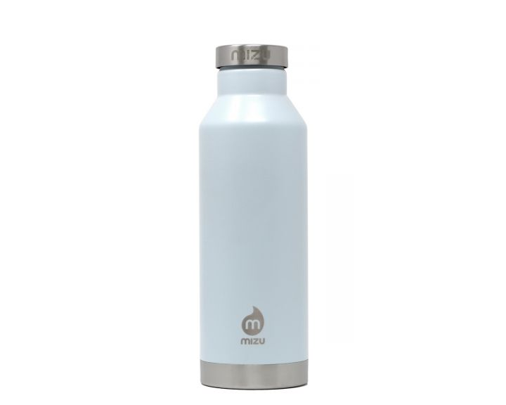 Mizu V6 Insulated Water Bottle - Ice Blue