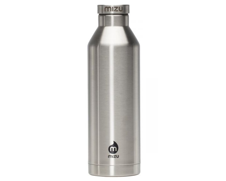Mizu V8 Insulated Water Bottle - Stainless