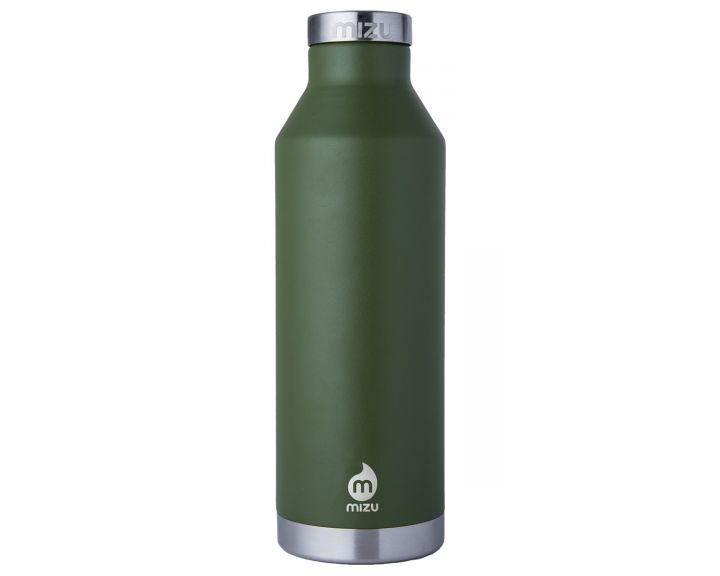 Mizu V8 Insulated Water Bottle - Army Green