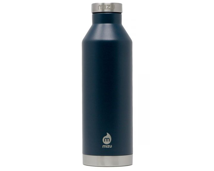 Mizu V8 Insulated Water Bottle - Midnight