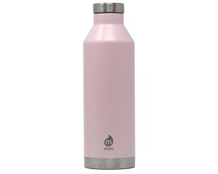 Mizu V8 Insulated Water Bottle - Soft Pink
