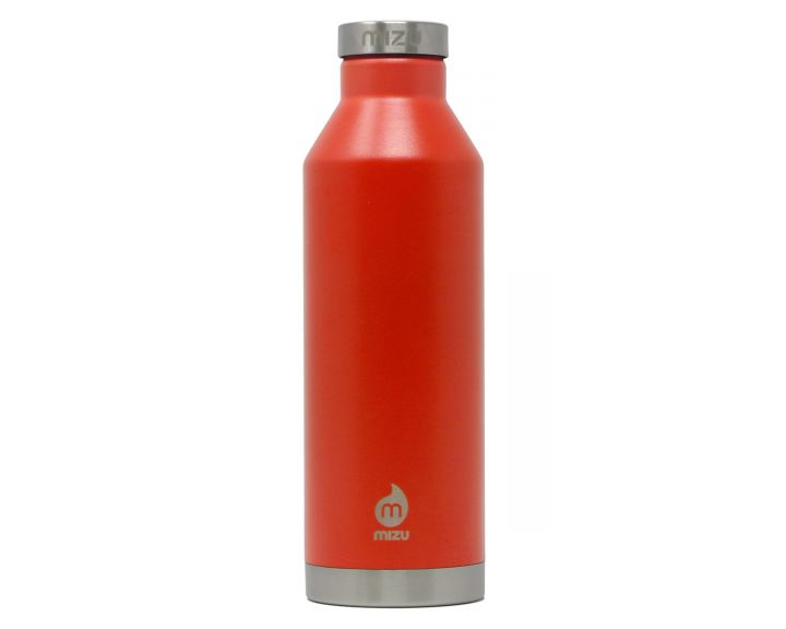 Mizu V8 Insulated Water Bottle - Orange
