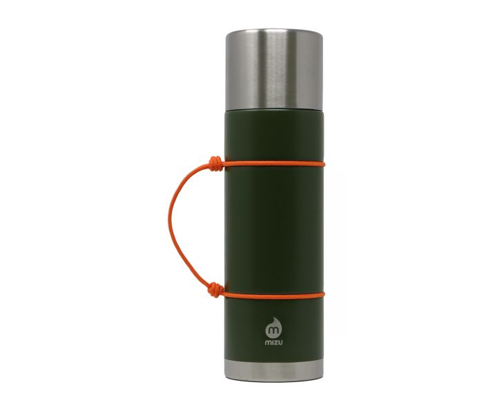 Mizu D7 Insulated Bottle - Army Green