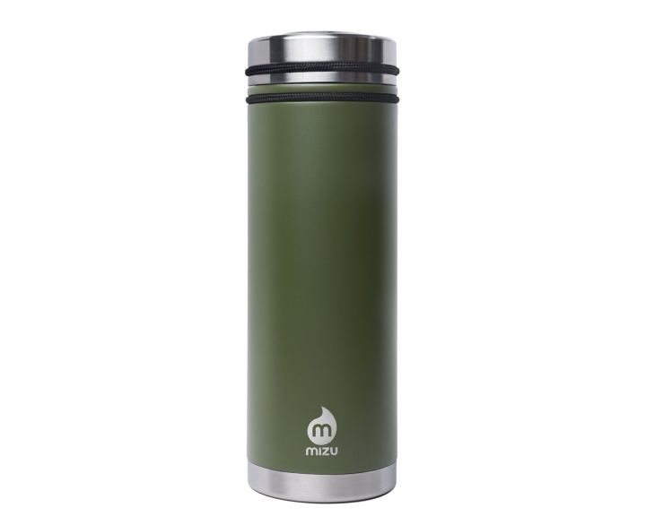Mizu V7 - Army Green with V Lid