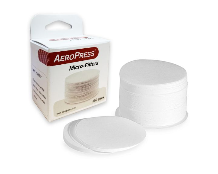 AeroPress Filters Single Pack 350pcs