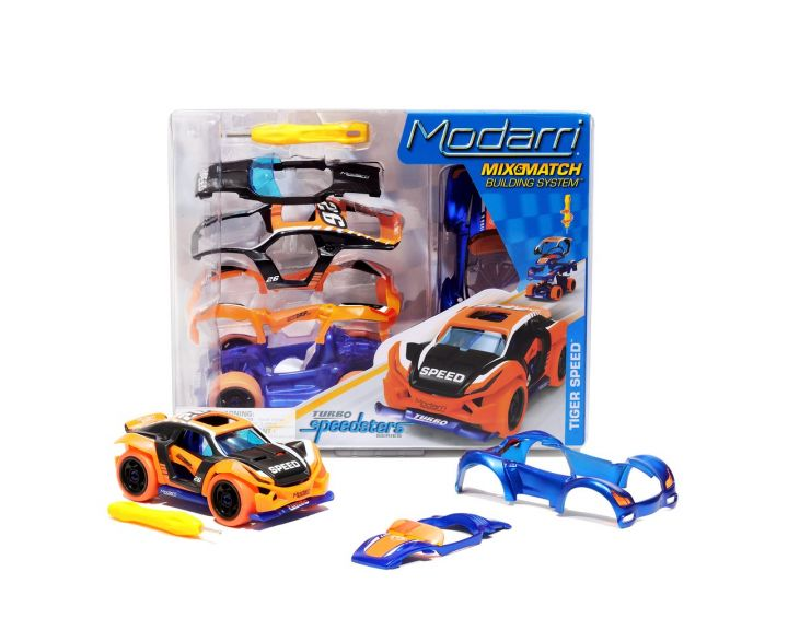 Modarri Tiger Speed Turbo Pack - 6 PK