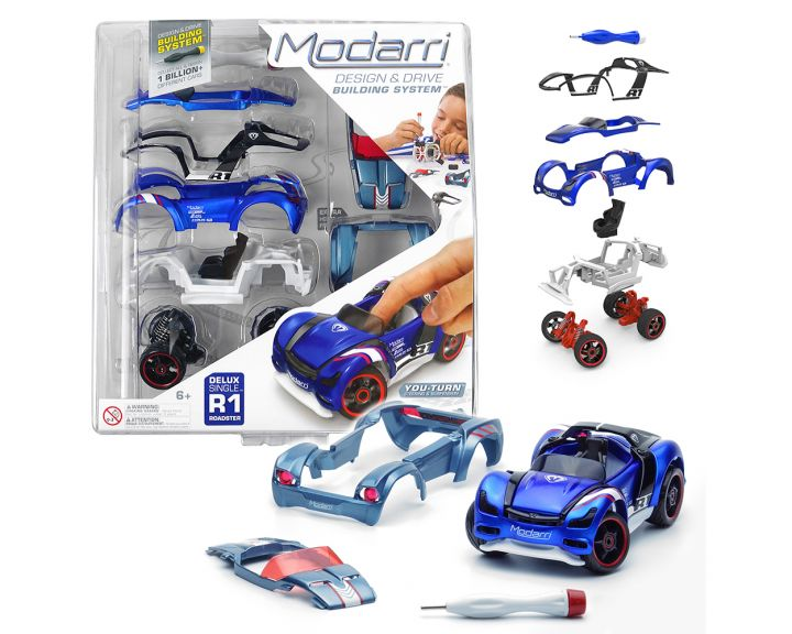 Modarri R1 Roadster Delux Single - 6 PK