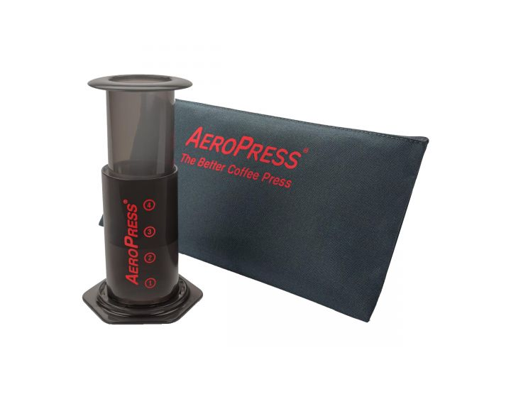 Aeropress Coffee Maker + Tote Bag - 11 Pack