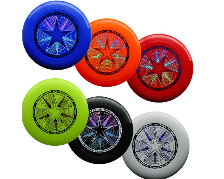 Discraft 175g Ultrastar Disc - SELECTION OF COLOURS