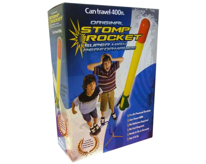 STOMP Rocket Super HP - 10 Pack