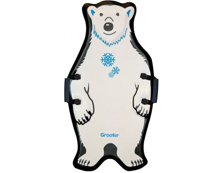 Groover Sled Buddy Polar Bear - 6 Pack