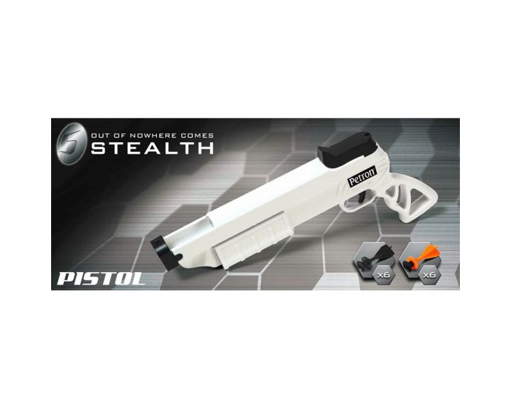 Petron Stealth Pistol - 6 Pack