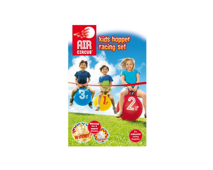 Air Circus Kids Hopper Racing - 4 PK