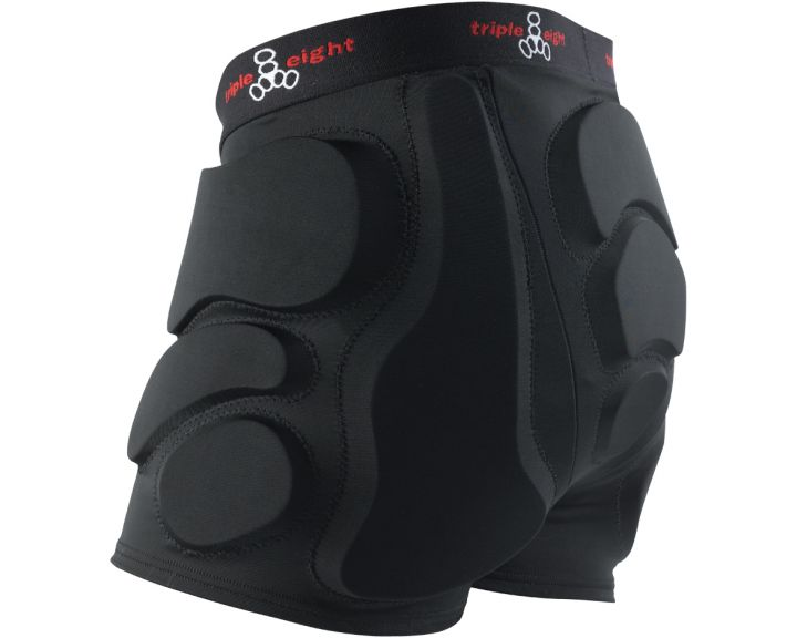 Triple 8 Roller Derby Bumsaver Shorts