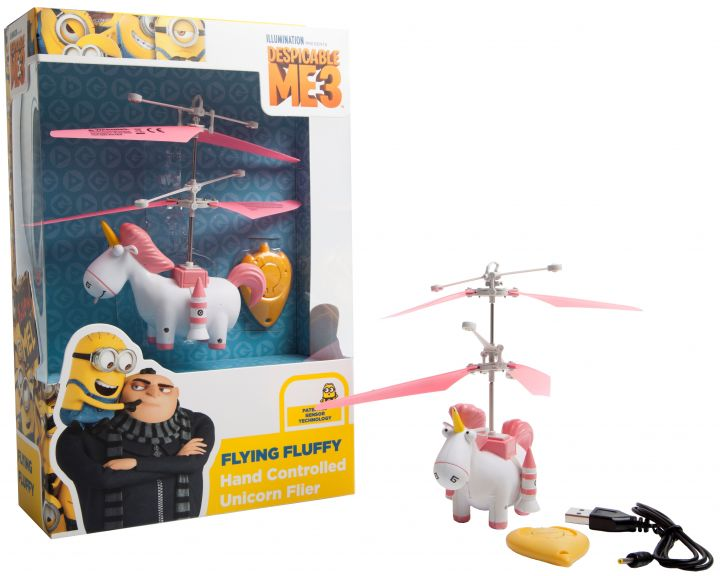 Minions Flying Unicorn (Despicable Me 3) - 12 Pack
