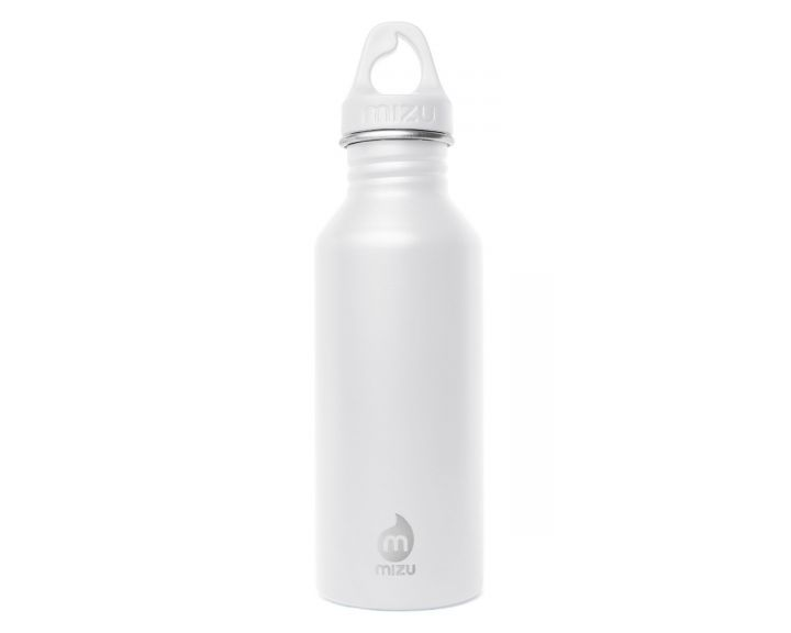 Mizu M5 Water Bottle - White