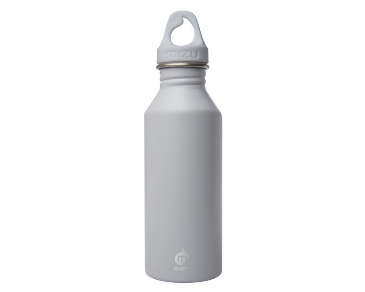 Mizu M5 Water Bottle - Light Grey