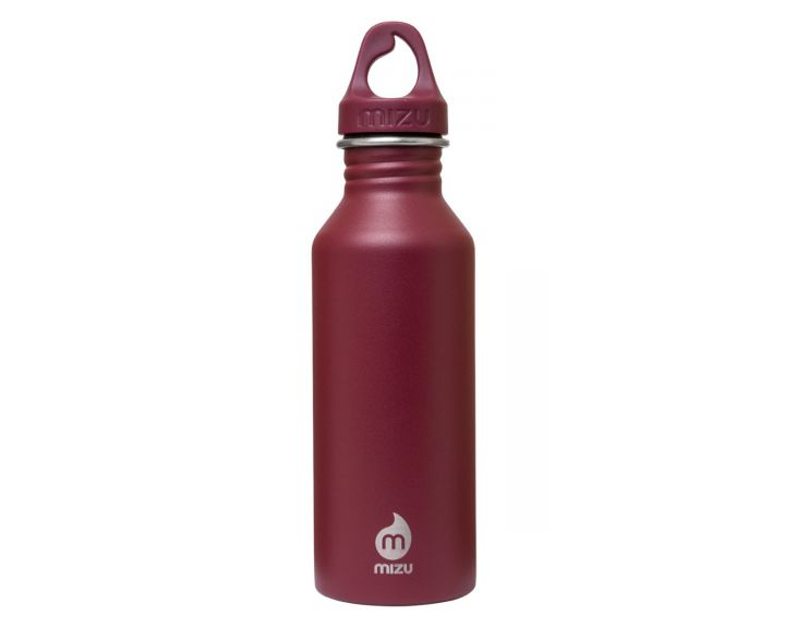 Mizu M5 Water Bottle - Burgundy