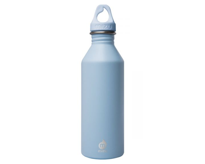 Mizu M8 Water Bottle - Ice Blue